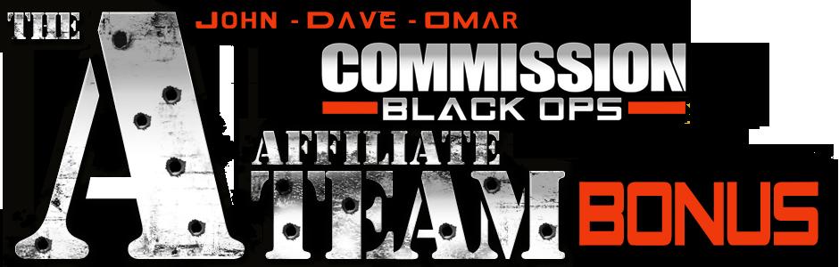 commission black ops bonus