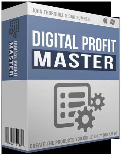 Digital Profit Master